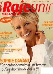 Couverture Rajeunir - Dr Hayot, chirurgien esthétique à Paris 8