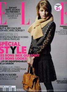 Couverture 2 Elle - Dr Hayot, chirurgien esthétique à Paris 8