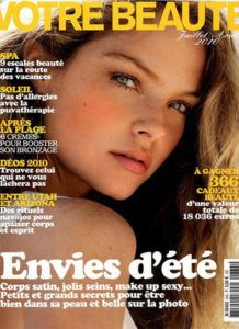 Couverture Votre beauté - Dr Hayot, chirurgien esthétique à Paris 8